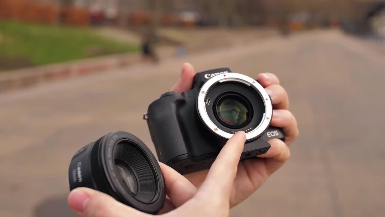 Kamera, ValueTech, Fotografie, Objektiv, Viltrox, Speedbooster, Viltrox EF-EOS M2