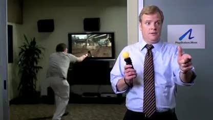 Sony, Werbung, PlayStation 3, Bewegungssteuerung, Controller, Spot, Zukunft, Move, Butler