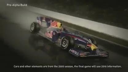 Codemasters, Formel 1, F1 2010