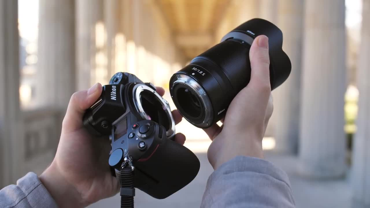 ValueTech, Fotografie, Objektiv, Nikon, Nikon Z 50 mm f/1.8 S