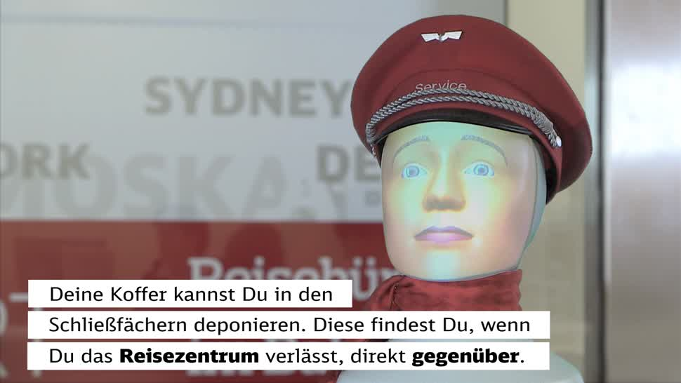 Sprachassistent, Ki, Deutsche Bahn, Information, Fraport, Franny