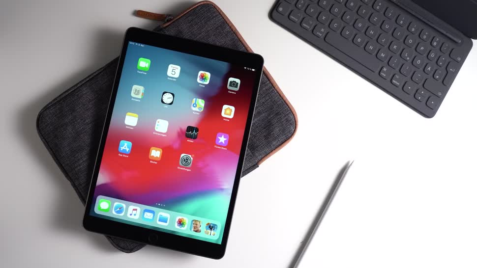 Apple, Andrzej Tokarski, Tabletblog, iPad air, Apple iPad air, iPad Air 2019, Apple iPad Air 2019
