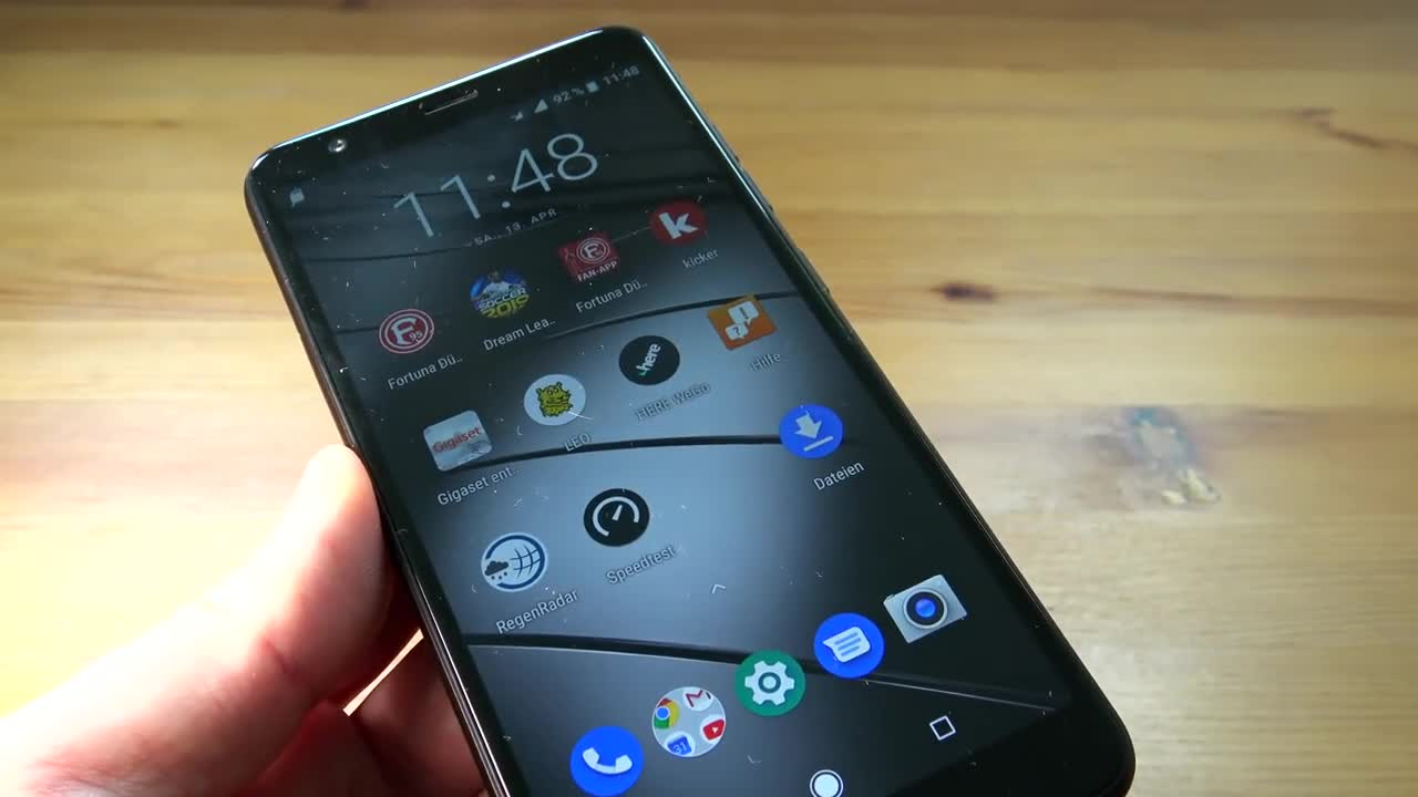 Smartphone, Android, ValueTech, gigaset, Gigaset GS280