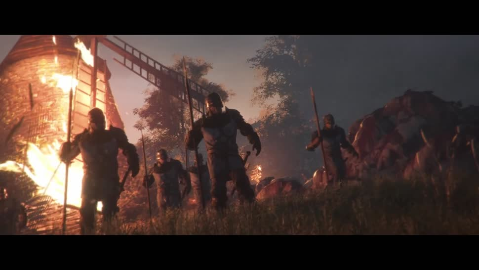 Trailer, Adventure, Focus Home Interactive, A Plague Tale: Innocence, A Plague Tale