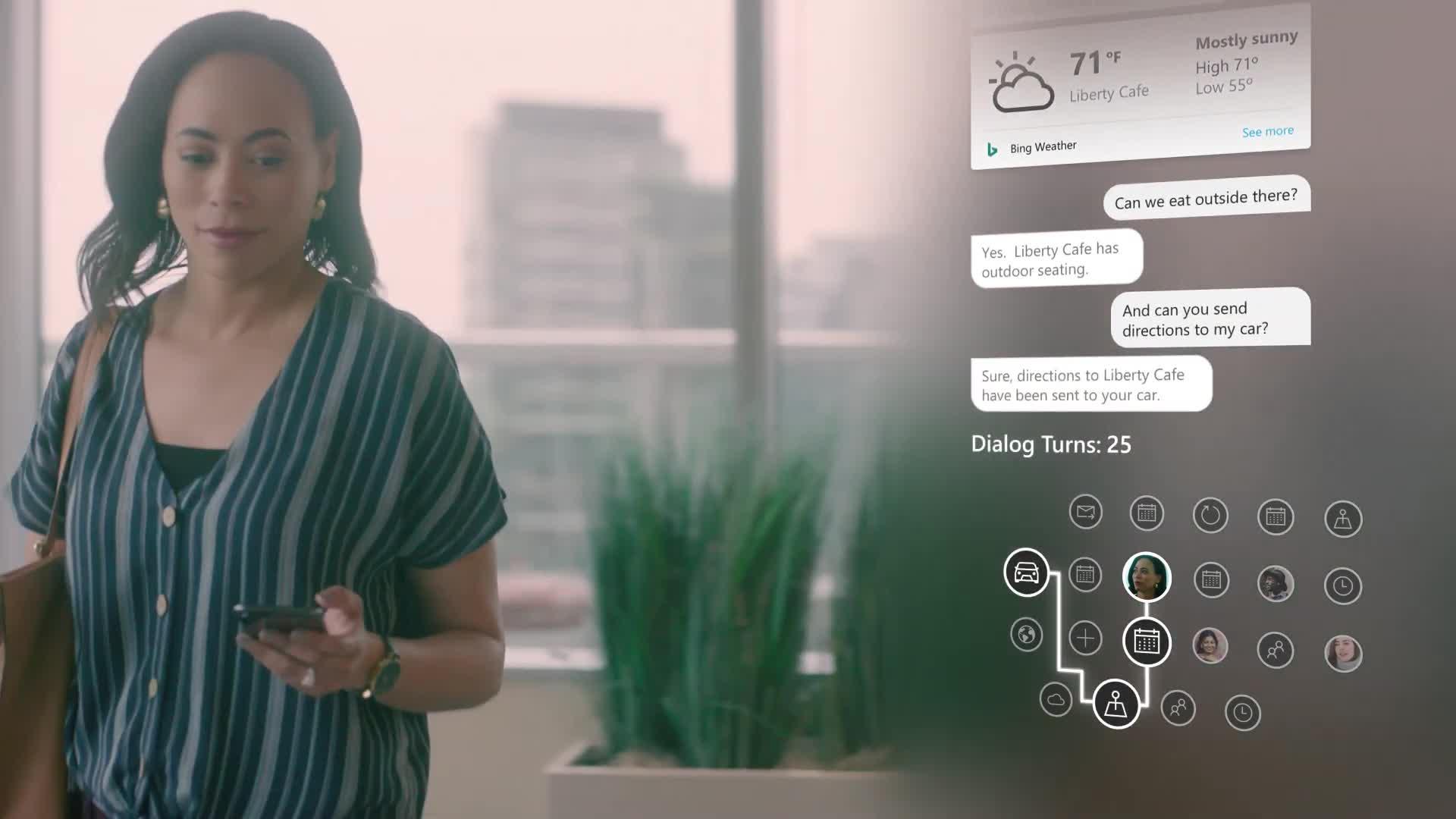 Microsoft, Build, Sprachassistent, Künstliche Intelligenz, Ki, Cortana, AI, Build 2019, Semantic Machines