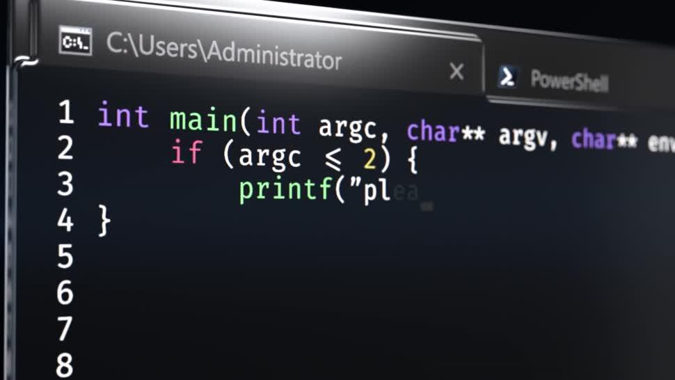 Windows, Build, Programmieren, Terminal, Powershell, Build 2019, WSL, Windows Terminal, cmd, Windows 10 Terminal