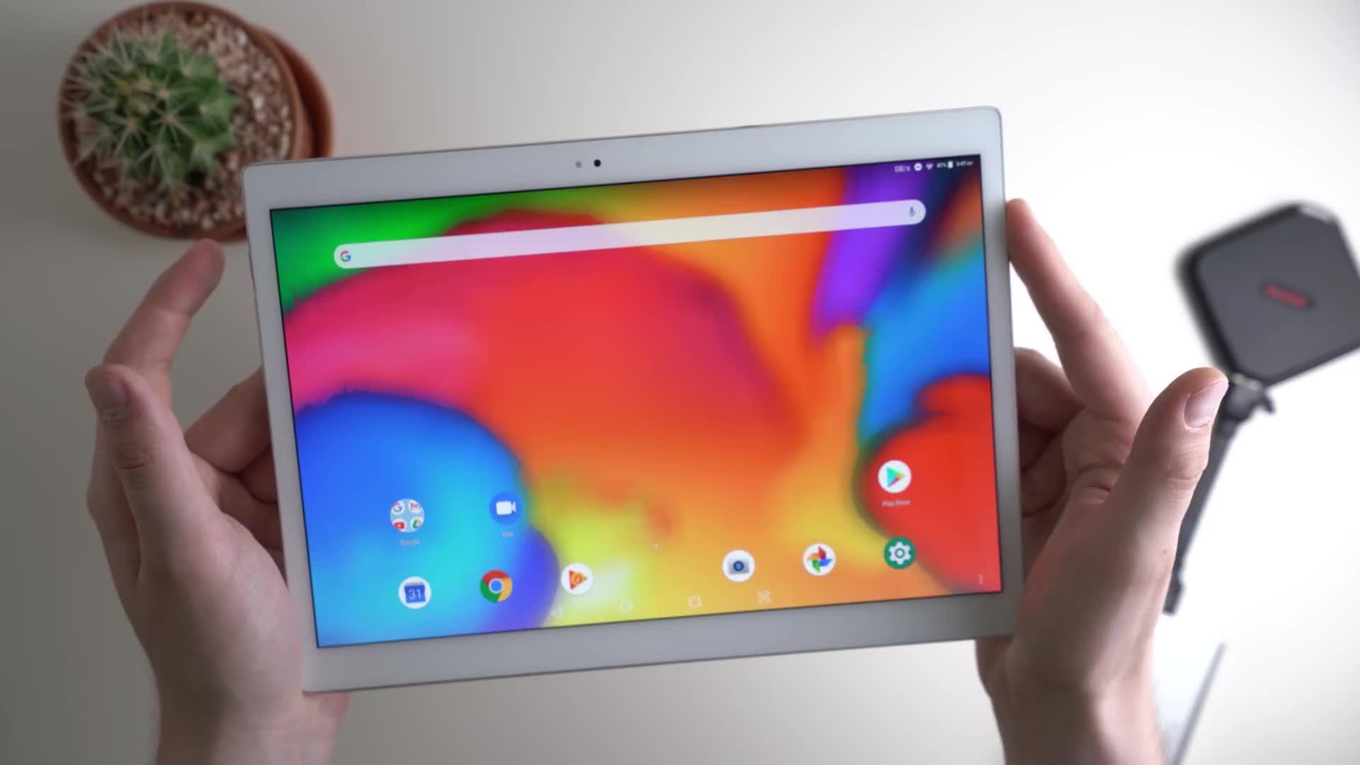Android, Tablet, Test, Andrzej Tokarski, Tabletblog, Alldocube, Alldocube X