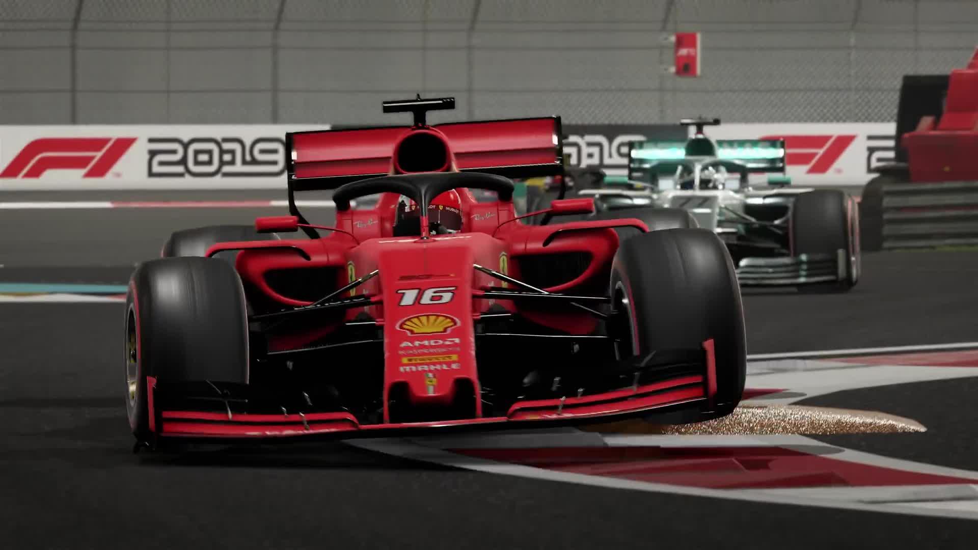 Trailer, Rennspiel, Codemasters, Formel 1, F1, Rennsimulation, F1 2019