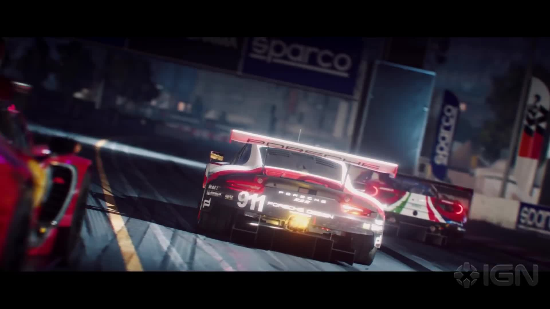 Trailer, Rennspiel, Codemasters, Grid, Grid 4