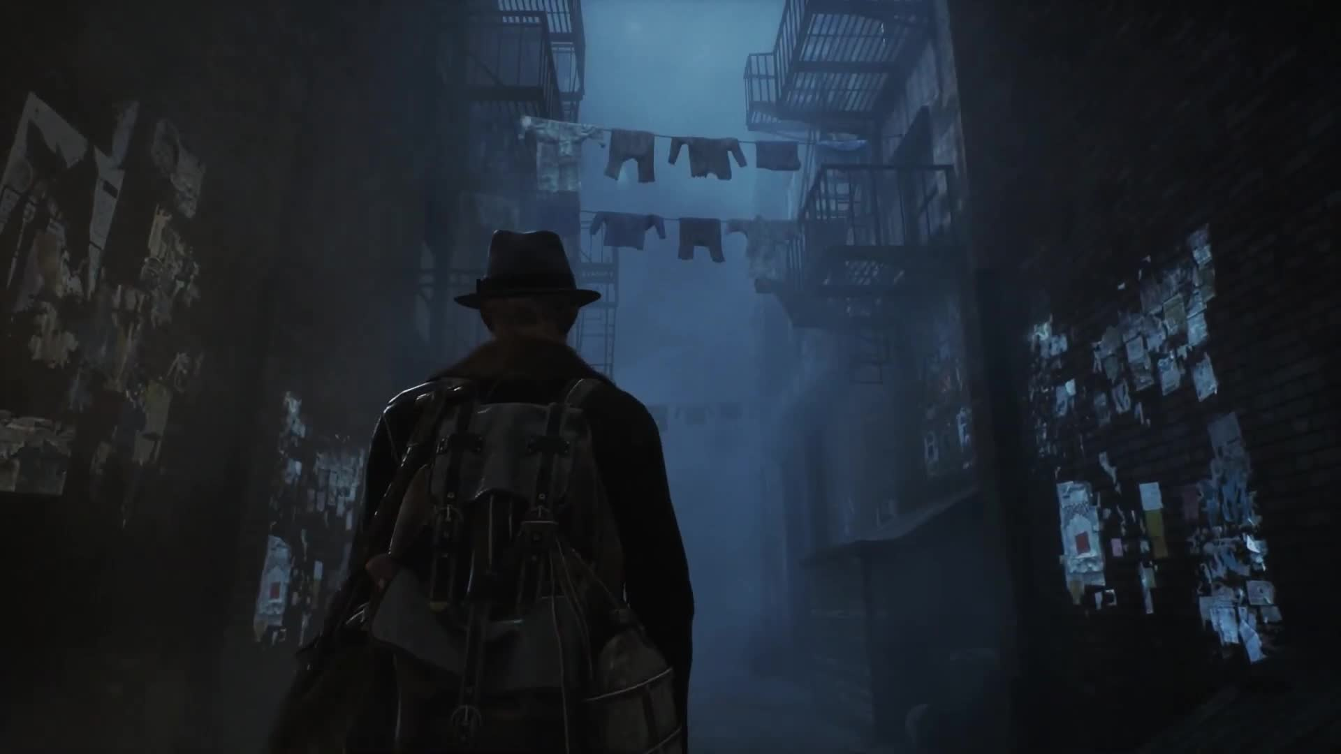 Trailer, Adventure, The Sinking City, Frogwares, Bigben Games