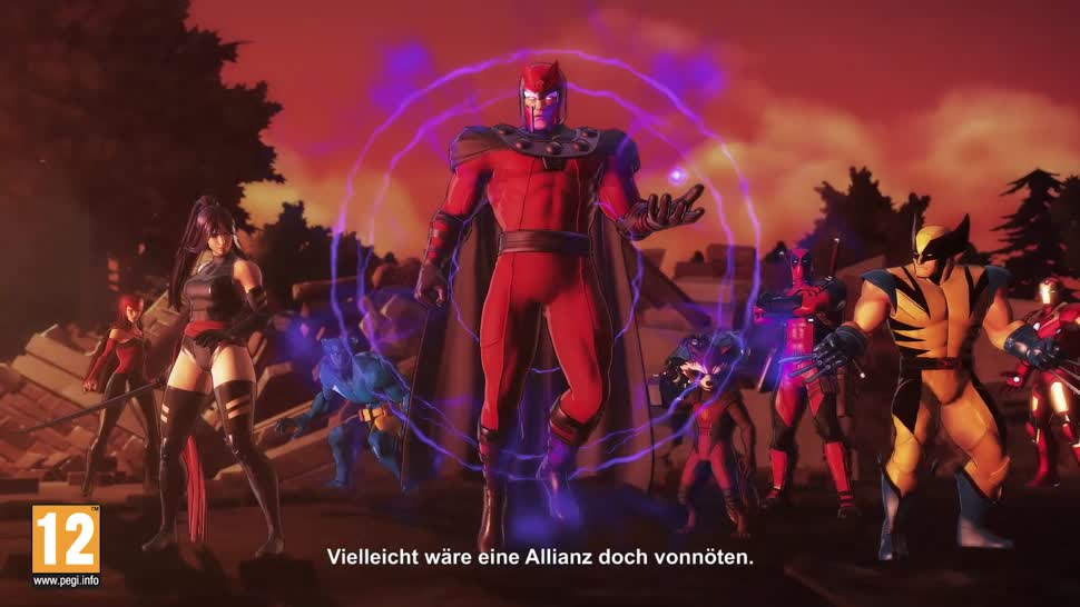 Nintendo, Nintendo Switch, Marvel, action-rollenspiel, Superhelden, Marvel Ultimate Alliance 3, Marvel Ultimate Alliance, Marvel Ultimate Alliance 3: The Black Order, The Black Order
