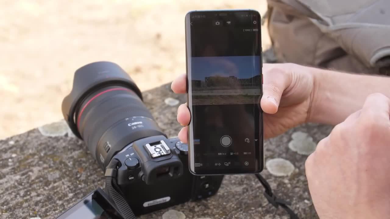 Kamera, ValueTech, Fotografie, Canon, DSLM, Vollformat, EOS RP