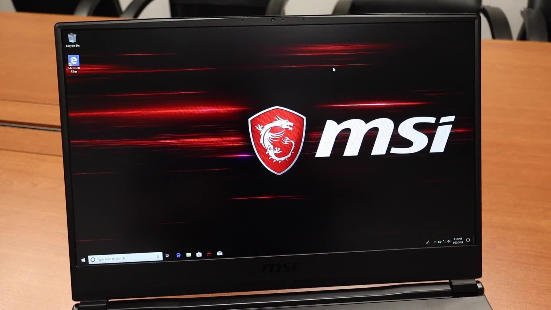 Notebook, Laptop, Hands-On, Computex, NewGadgets, Johannes Knapp, Msi, Gaming-Notebook, Computex 2019, MSI GE65 Raider, MSI GE65, GE65 Raider, GE65