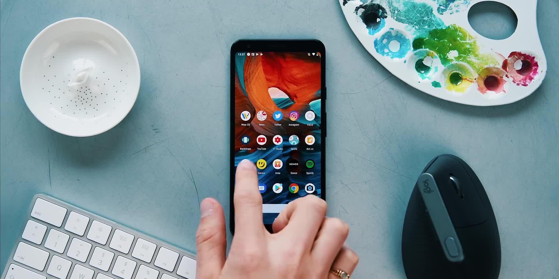 Smartphone, Google, Android, Test, Google Pixel, Google Pixel 3a XL, Jonas Kaniuth, TechnikFreundYT, Pixel 3a XL