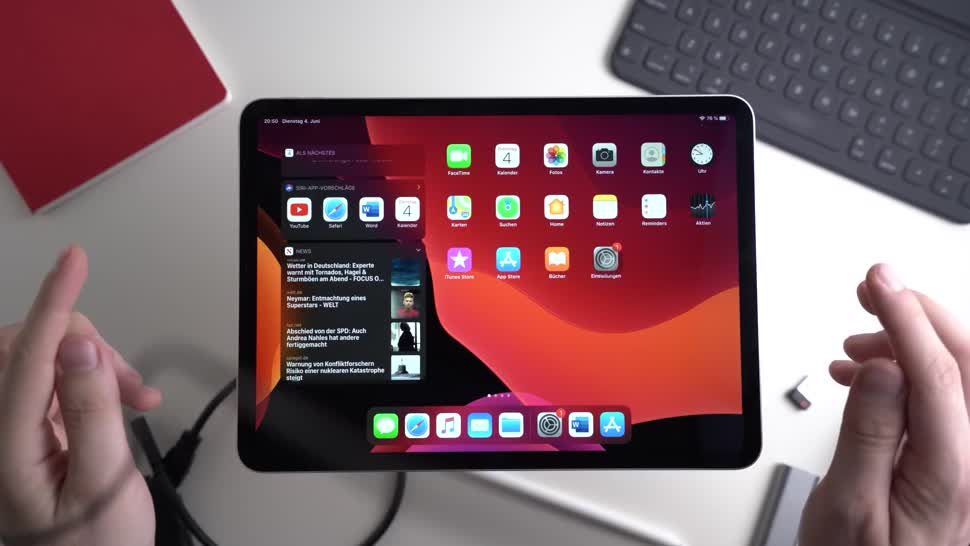 Betriebssystem, Apple, Ipad, Beta, Apple Ipad, Andrzej Tokarski, Tabletblog, iPadOS, Apple iPadOS