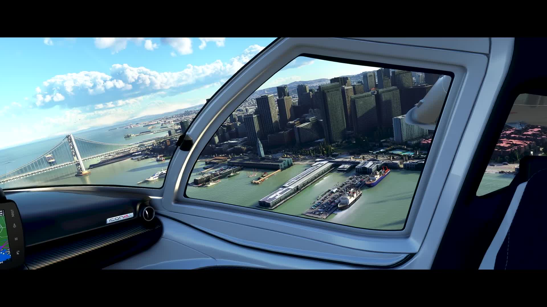 Microsoft, Trailer, Xbox, E3, Simulation, flugsimulation, Flight Simulator, Flugsimulator, Microsoft Flight Simulator, E3 2019, Highlights