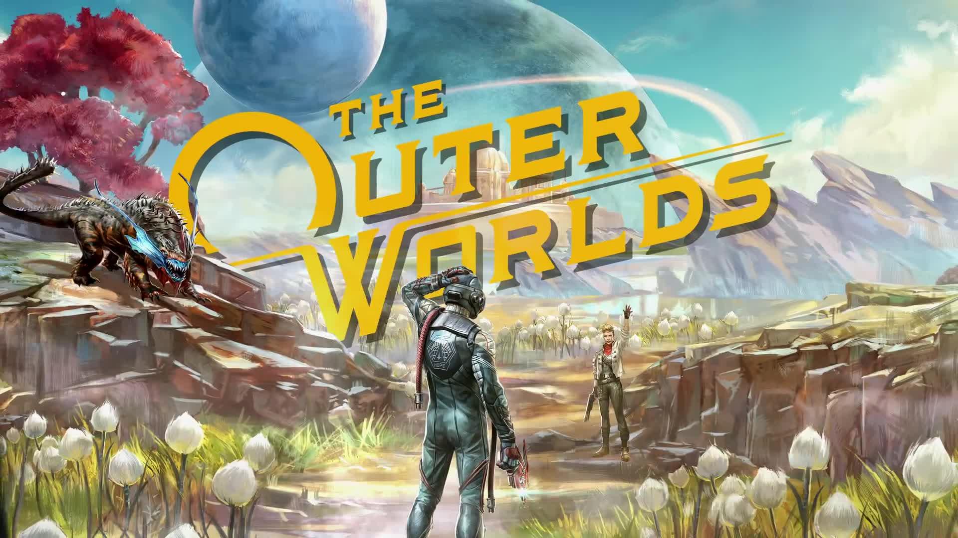 Trailer, Xbox, E3, Rollenspiel, E3 2019, Science Fiction, Obsidian Entertainment, Scifi, The Outer Worlds