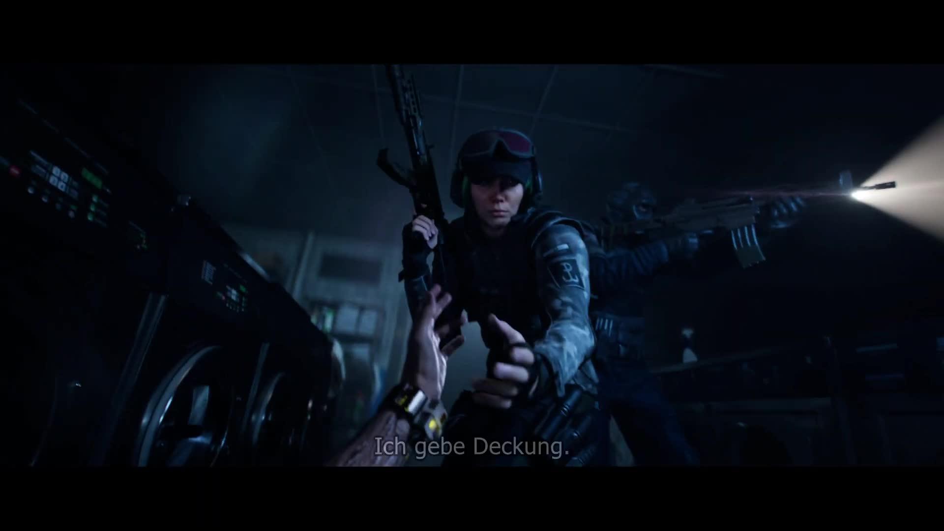 Trailer, Ego-Shooter, Ubisoft, E3, E3 2019, Rainbow Six, Rainbow Six Quarantine