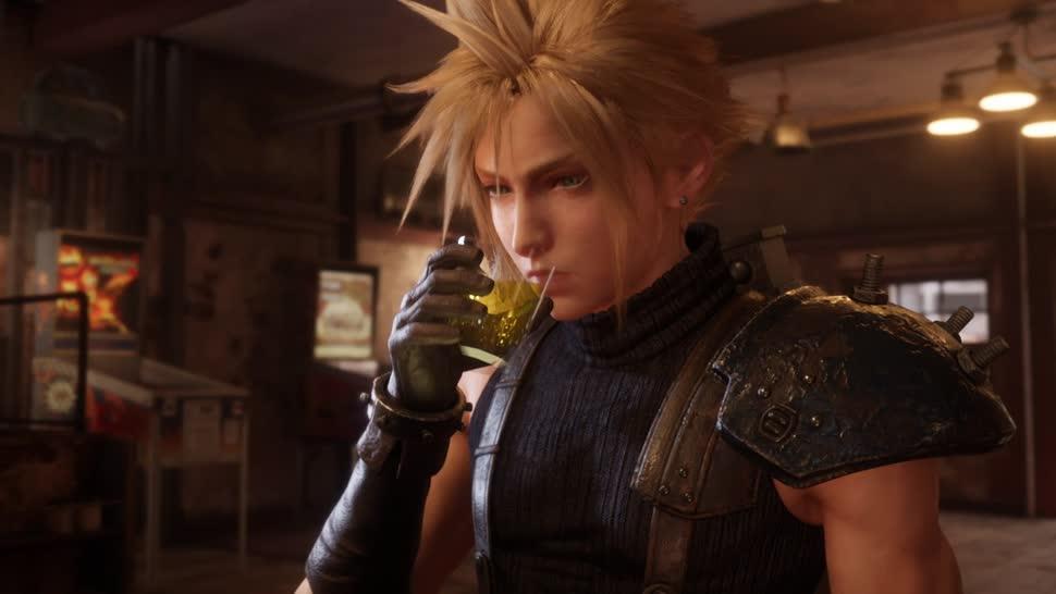 Trailer, E3, Rollenspiel, Square Enix, E3 2019, Final Fantasy, final fantasy 7, Final Fantasy VII, JRPG, Final Fantasy VII Remake