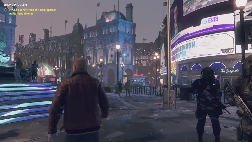 Trailer, E3, Ubisoft, Gameplay, actionspiel, E3 2019, Watch Dogs, Watch Dogs 2, Watch Dogs: Legion