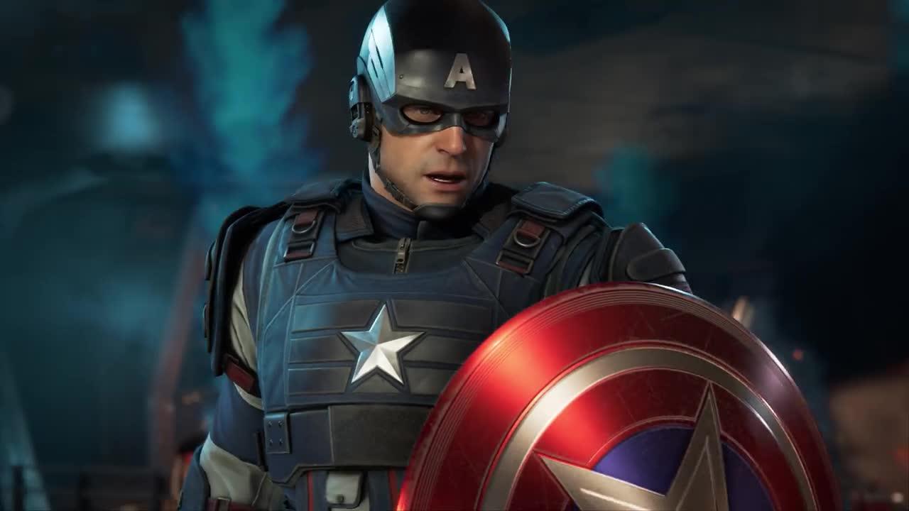 Trailer, E3, Square Enix, Marvel, Disney, E3 2019, Avengers, Avengers: Endgame, MCU, Marvel Avengers
