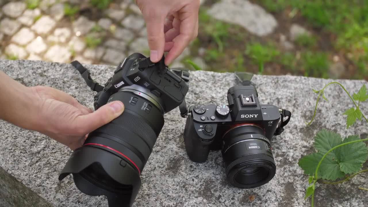 Sony, Kamera, ValueTech, Fotografie, Canon, DSLM, Vollformat, EOS RP, A7 II