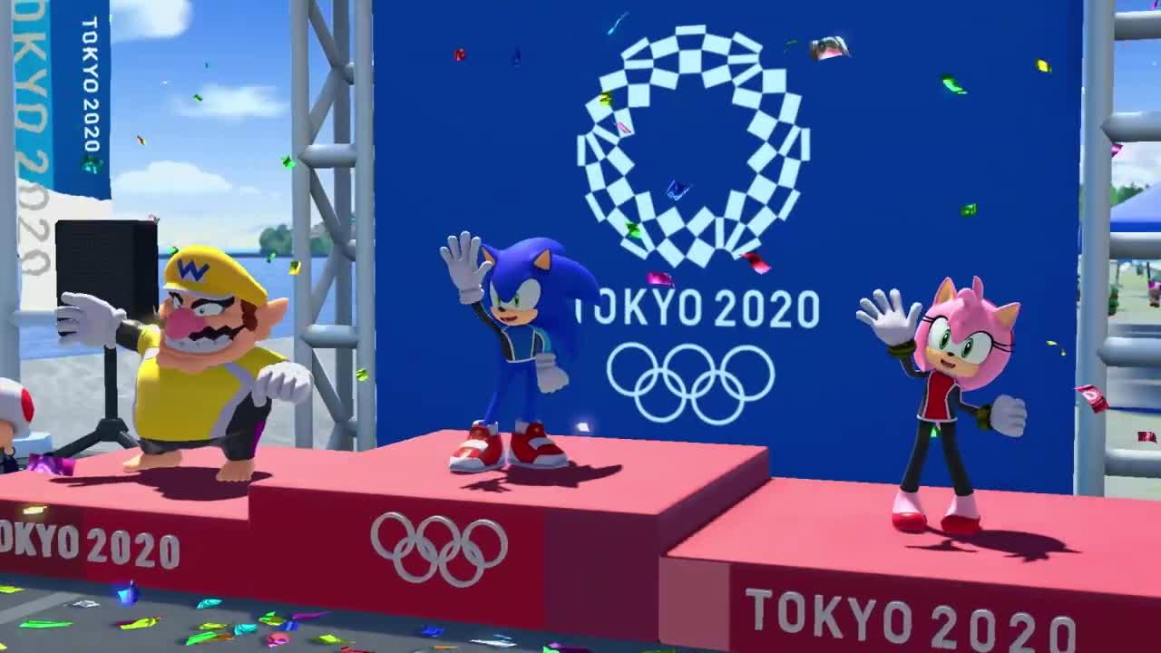 Trailer, Nintendo, E3, Nintendo Switch, Switch, E3 2019, Olympische Spiele, Nintendo Direct, Direct, Mario & Sonic, Tokyo 2020, Mario & Sonic bei den Olympischen Spielen Tokyo 2020
