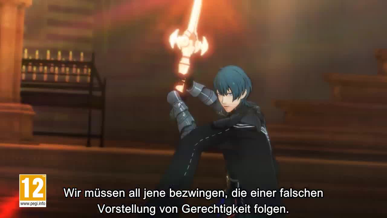 Gaming, Spiele, Spiel, Nintendo, E3, Nintendo Switch, Nintendo Konsole, Switch, E3 2019, Nintendo Direct, Direct, Fire Emblem, Fire Emblem Three Houses, FE Three Houses