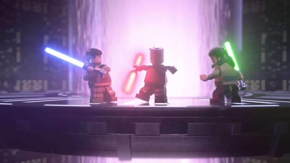 Trailer, E3, Star Wars, Warner Bros., Disney, Lego, E3 2019, lego star wars, Lego Star Wars: Die Skywalker Saga, Die Skywalker Saga