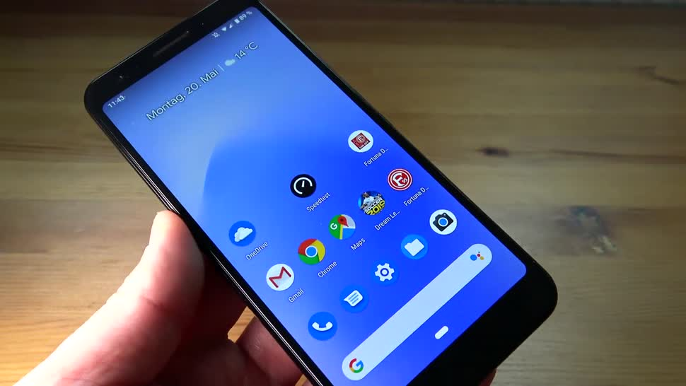 Smartphone, Google, Android, Test, Kamera, ValueTech, Pixel 3a