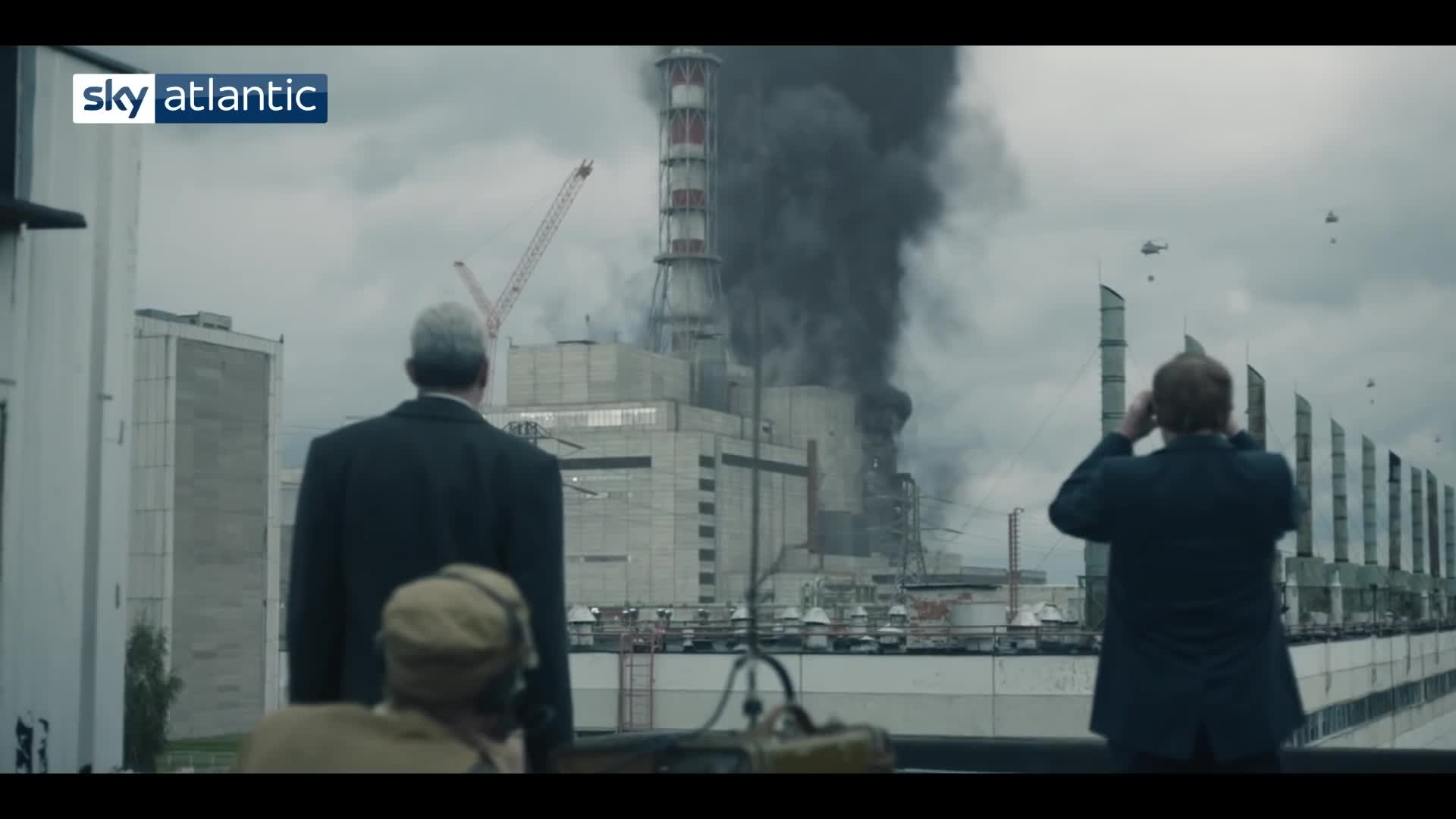 Trailer, Serie, Sky, HBO, Chernobyl, Sky Atlantic