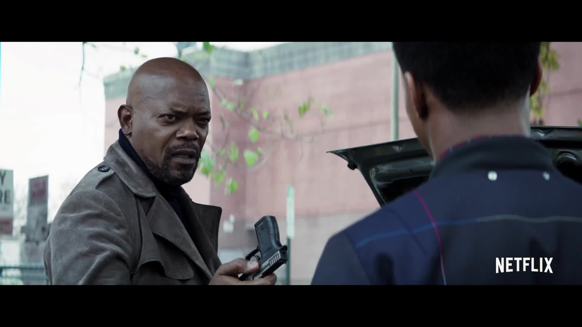 Trailer, Film, Netflix, Samuel L. Jackson, Shaft