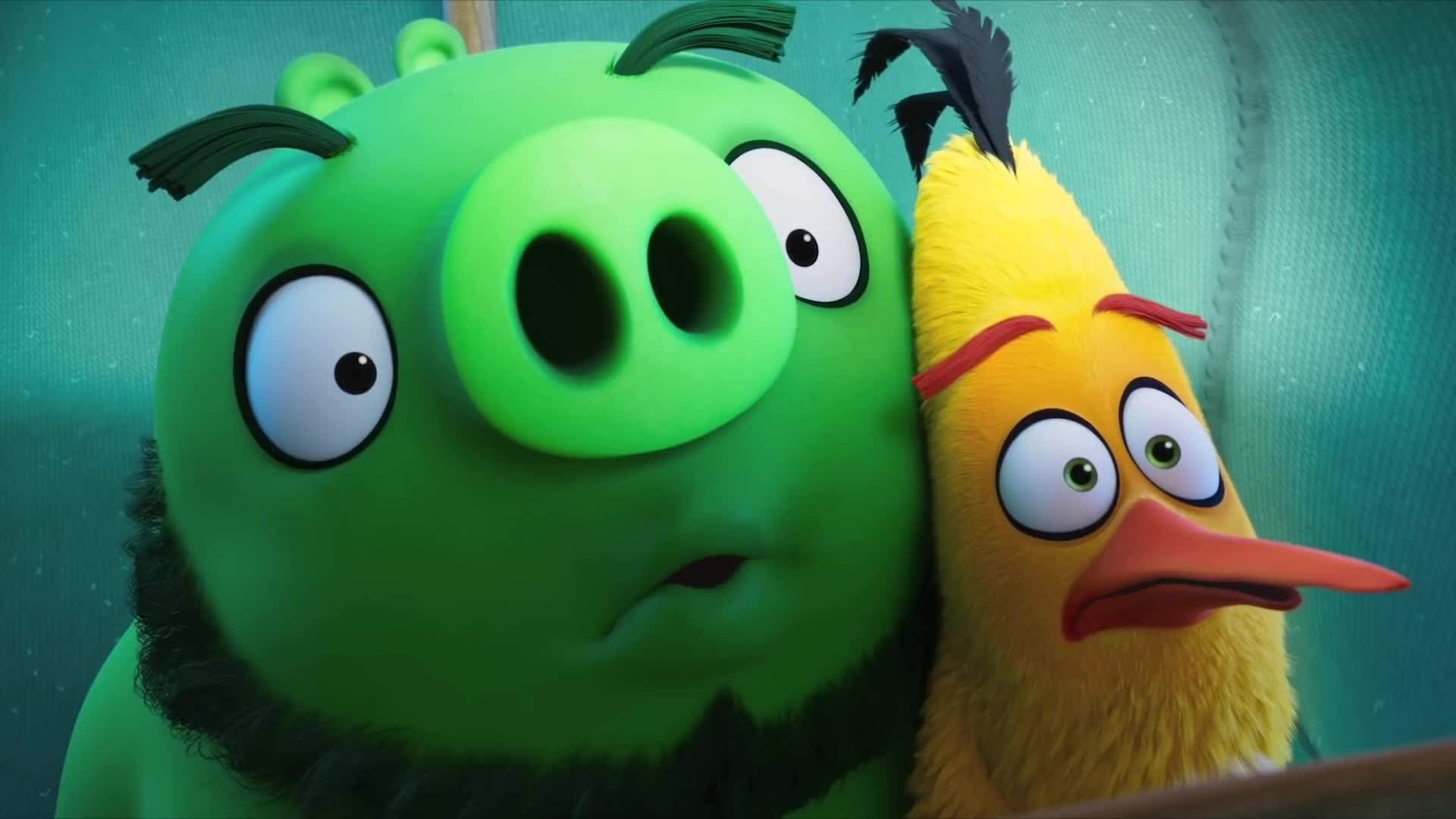 Trailer, Kinofilm, Kino, Angry Birds, Sony Pictures, Sony Pictures Entertainment, Angry Birds 2, The Angry Birds Movie, The Angry Birds Movie 2