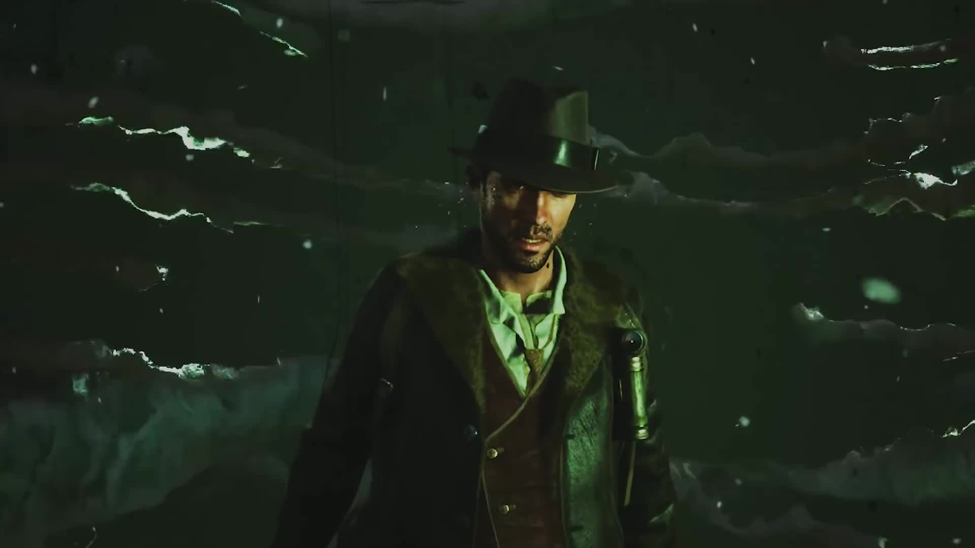 Trailer, Adventure, Bigben Interactive, The Sinking City, Frogwares
