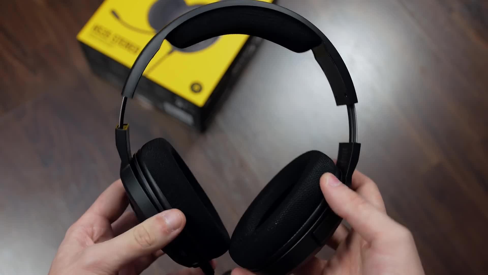 Test, Headset, Kopfhörer, Zenchilli, Zenchillis Hardware Reviews, Corsair, Corsair HS35, HS35