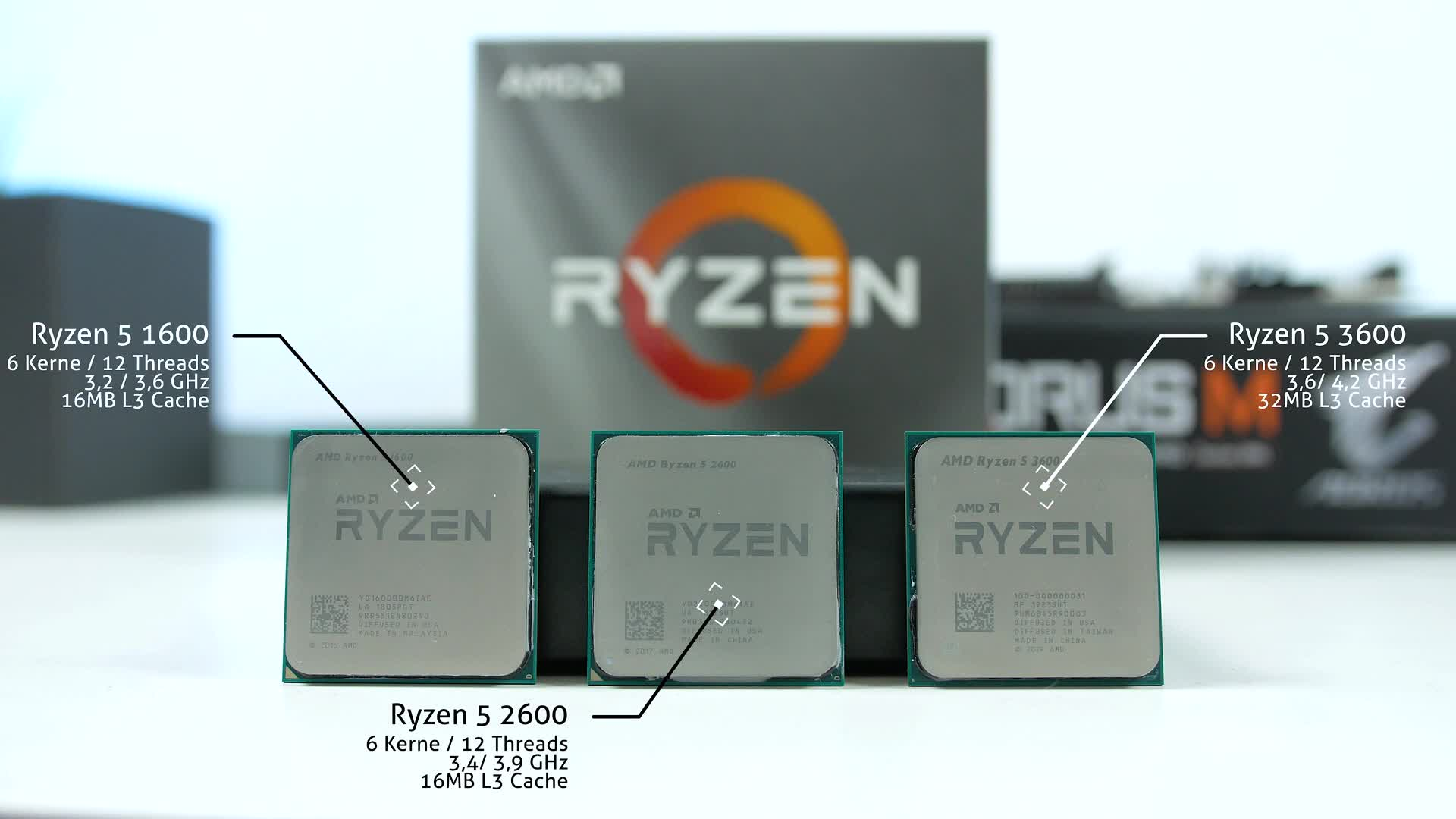 Prozessor, Cpu, Test, Amd, Ryzen, Zenchilli, Zenchillis Hardware Reviews, AMD Ryzen, Ryzen 5, Ryzen 5 3600