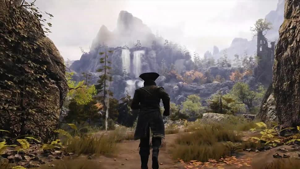 Trailer, Rollenspiel, Focus Interactive, Focus Home Interactive, Greedfall