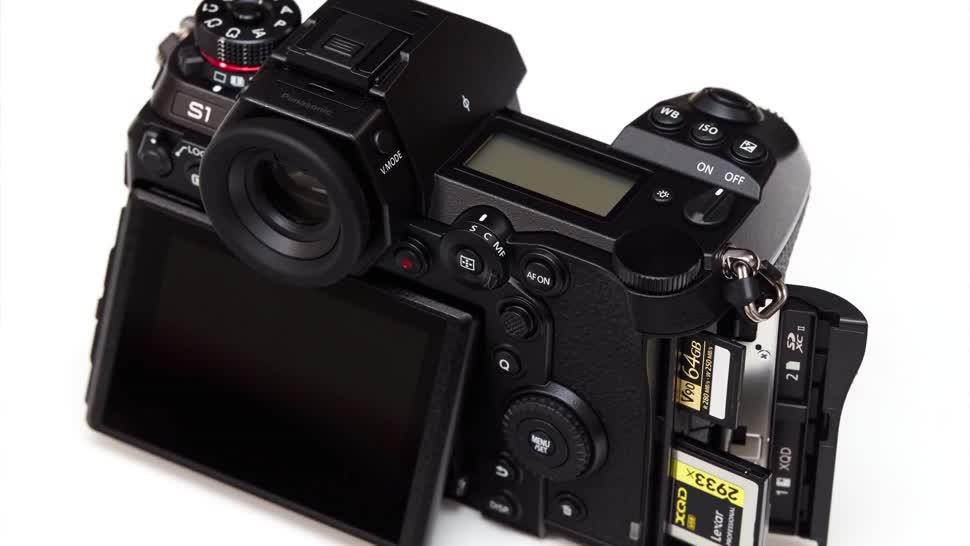 Kamera, ValueTech, Fotografie, DSLM, Vollformat, Panasonic Lumix, Panasonic Lumix S1, Lumix S1