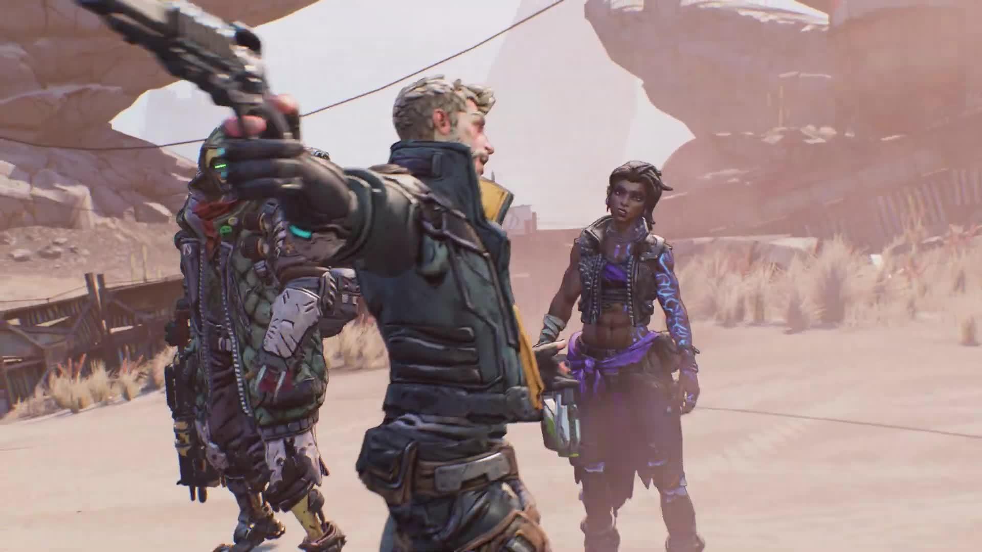 Trailer, Ego-Shooter, 2K Games, Borderlands, Borderlands 3