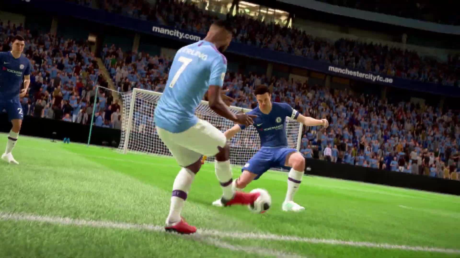 Trailer, Electronic Arts, Ea, Fußball, EA Sports, Fifa, Fifa 20, Elec