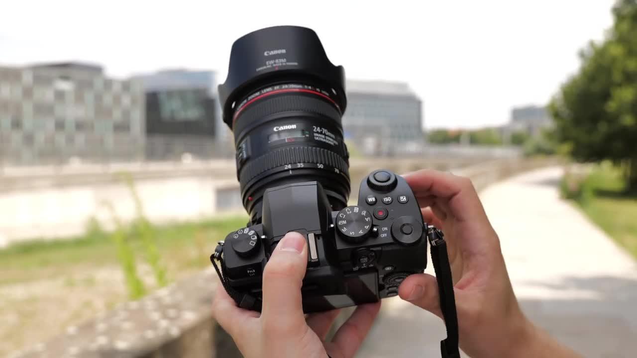 ValueTech, Panasonic, Digitalkamera, DSLM, Lumix G91