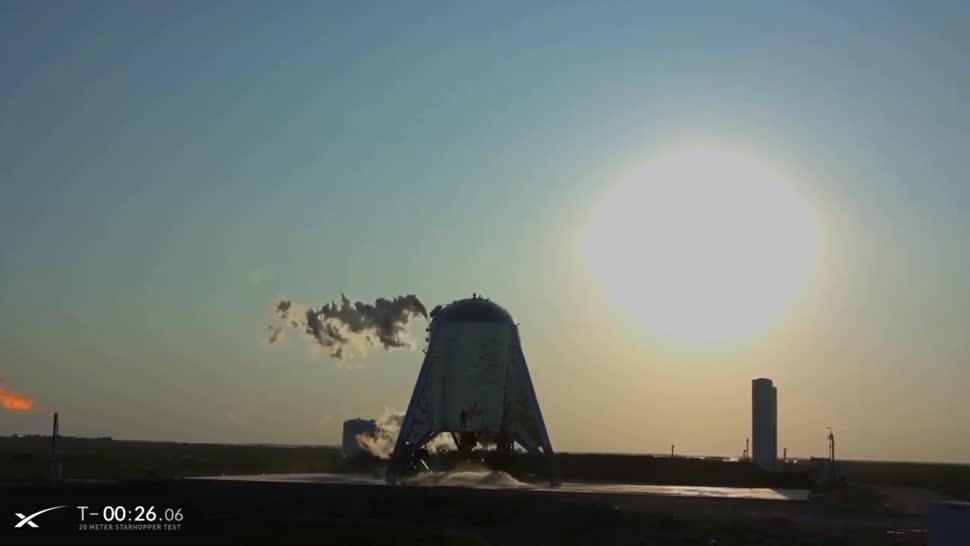 Weltraum, Raumfahrt, Spacex, Rakete, Launcher, Starship, Starhopper