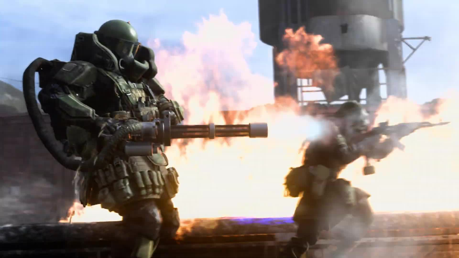 Trailer, Ego-Shooter, Multiplayer, Call of Duty, Activision, Infinity Ward, Modern Warfare, Call of Duty: Modern Warfare