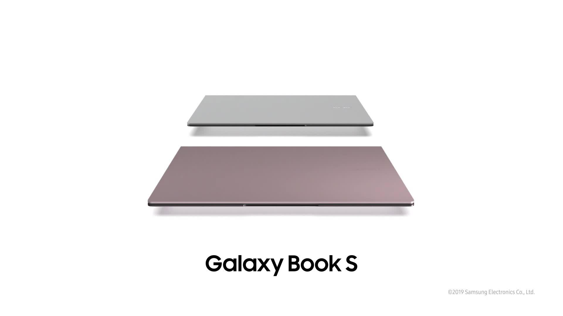 Samsung, Samsung Galaxy Book S, Galaxy Book S