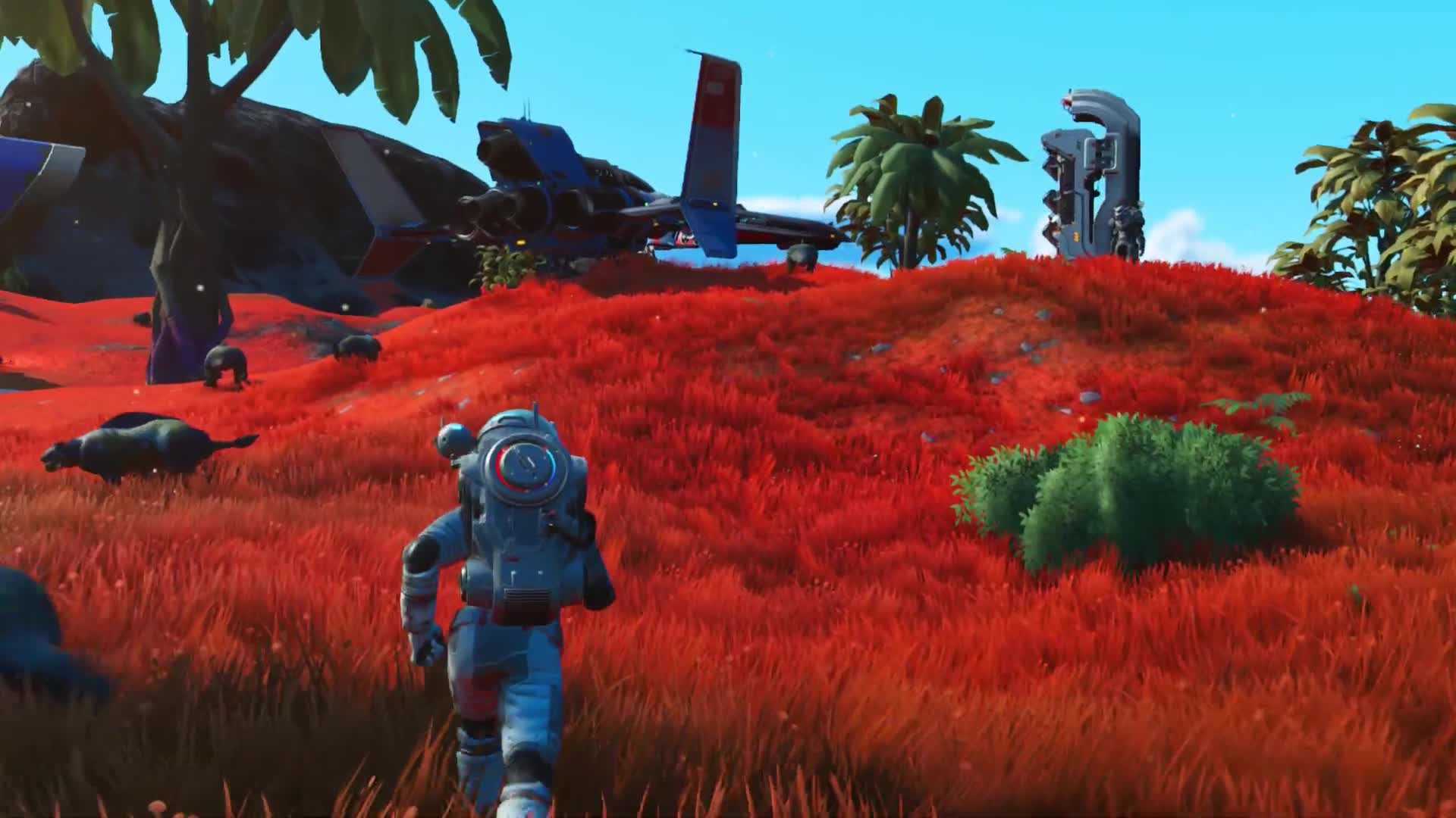 Trailer, Dlc, Simulation, No Man's Sky, Hello Games, 505 Games, No Man's Sky: BEYOND