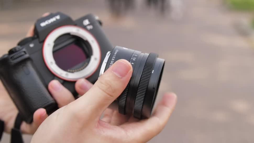 ValueTech, Fotografie, Objektiv, Sigma, Vollformat