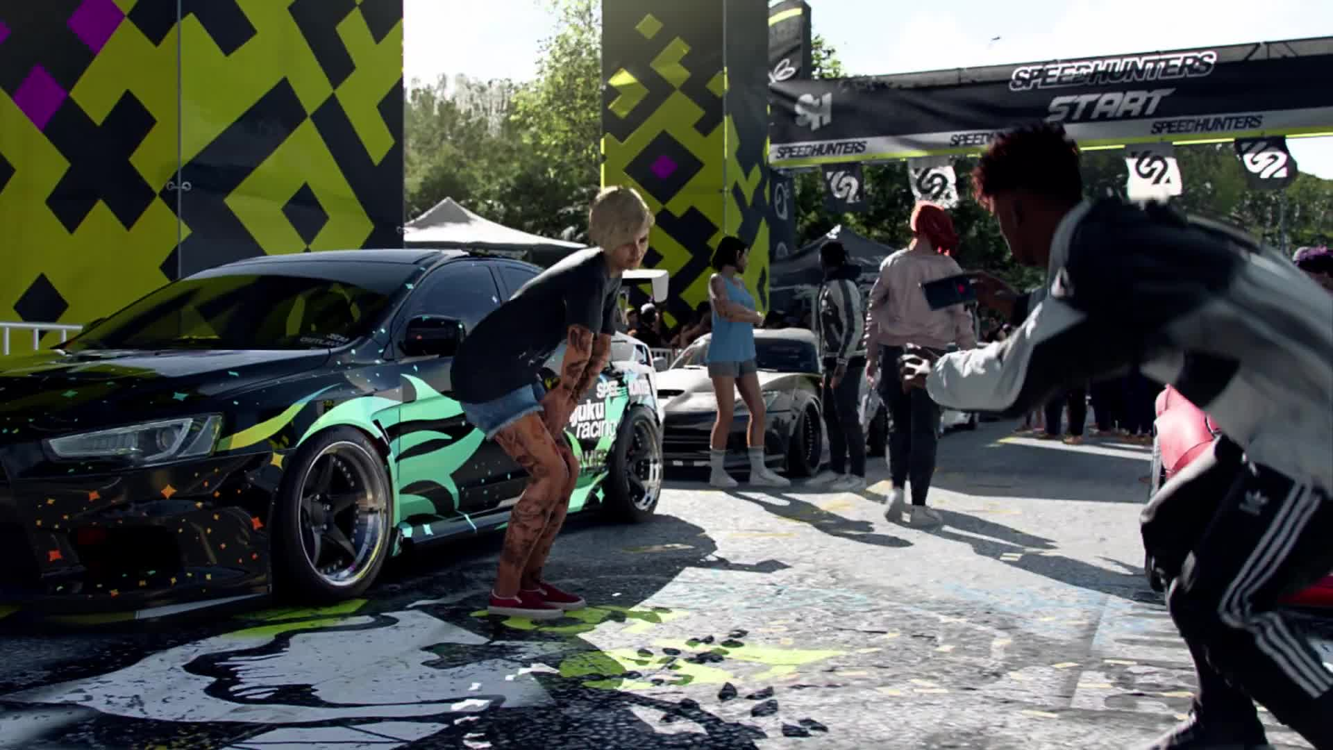 Trailer, Electronic Arts, Ea, Rennspiel, Need for Speed, Nfs, Need for Speed Heat