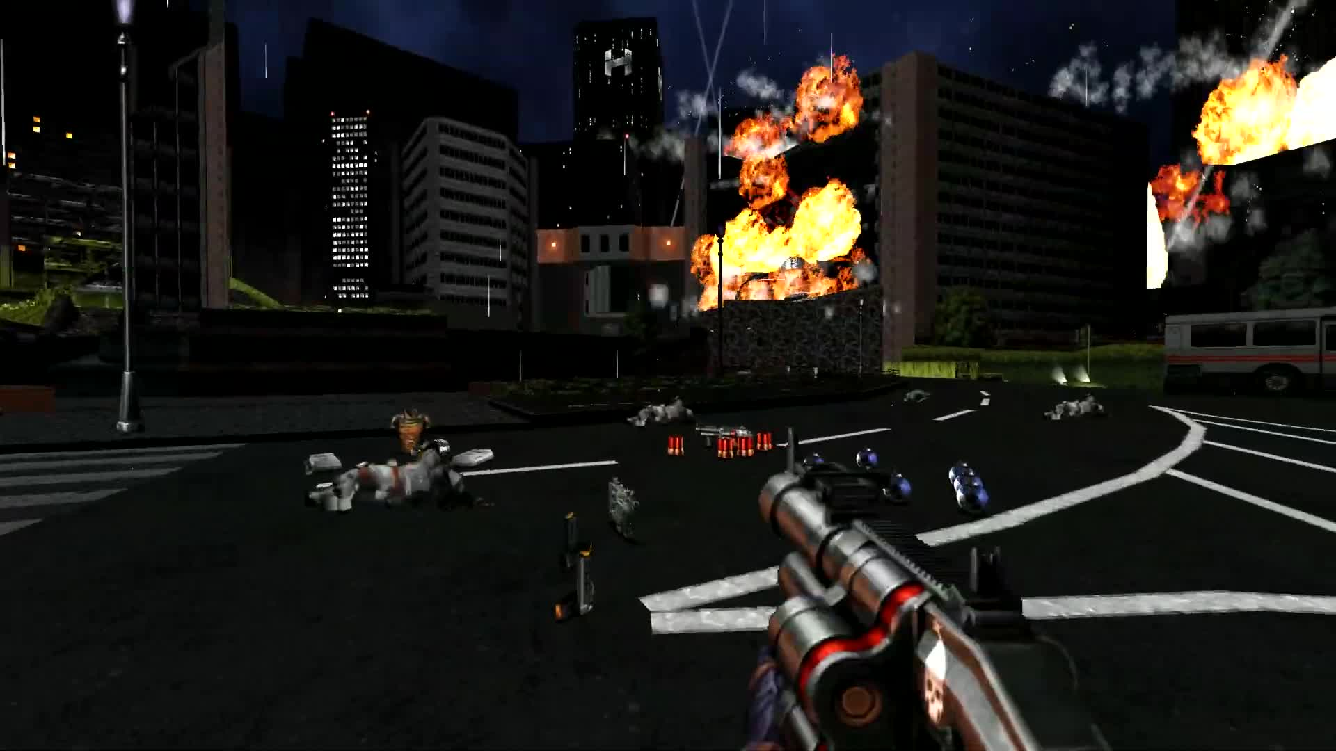Trailer, Ego-Shooter, Shooter, 3d Realms, Ion Fury, Voidpoint