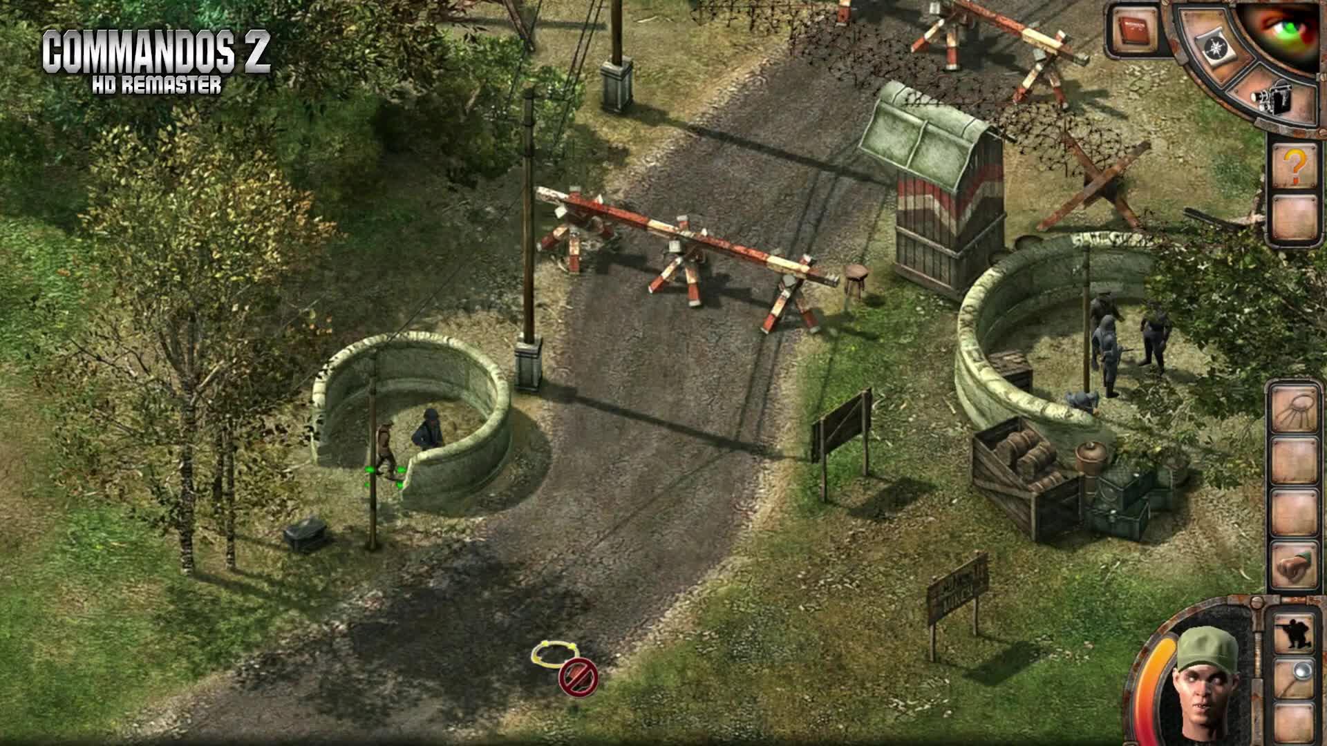 Trailer, Gamescom, Strategiespiel, Kalypso Media, gamescom 2019, Commandos 2, Commandos 2 HD Remaster