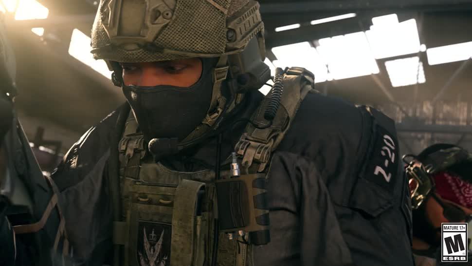 Trailer, Sony, PlayStation 4, Ego-Shooter, Playstation, PS4, Sony PlayStation 4, Gamescom, Call of Duty, Activision, Sony PS4, Modern Warfare, gamescom 2019, Play, Call Of Duty Modern Warfare
